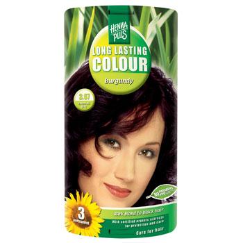 Image of   Hennaplus hårfarve (3.67 burgundy)