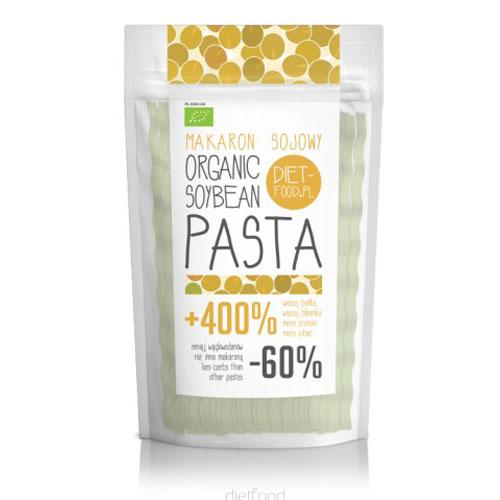 Økologisk glutenfri sojapasta 200gr.  (Orange)
