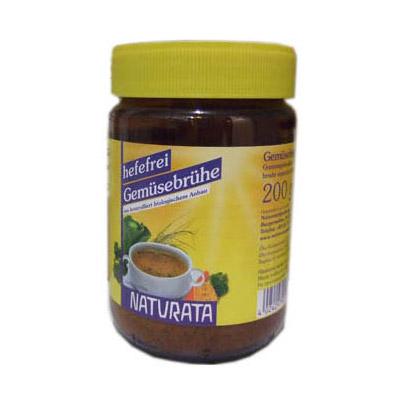 Urte bouillon gærfri glutenfri 200gr Naturata