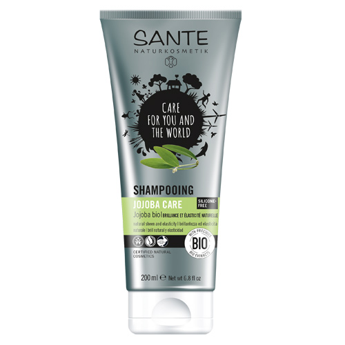 Shampoo jojoba care 200ml fra Sante