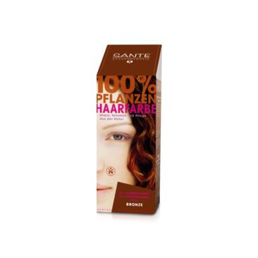 Tilbud på Bronze hårfarve 100gr fra Sante
