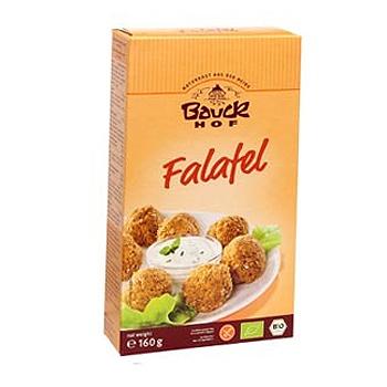 Falafelmel økologisk glutenfri 160gr Bauck Hof