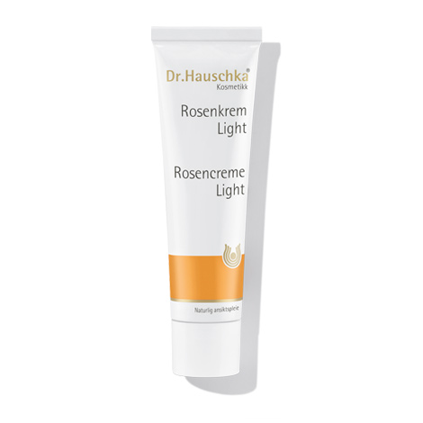 Image of   Dr Hauschka Rosencreme Light - 30 ml