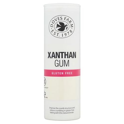 Image of Xanthan Gum Gelerings- og fortykningsmiddel 100gr.