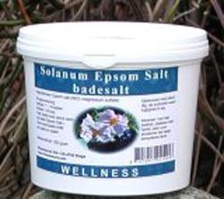 Image of Epsom Salt Solanum 1500gr