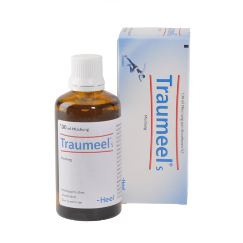 Image of   Traumeel dråber 100ml fra Biovita