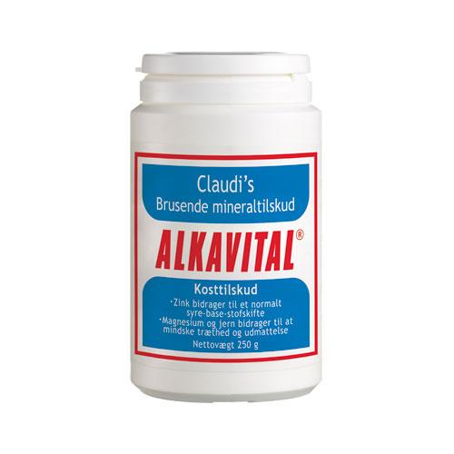 Image of   Alkavital 250 gr