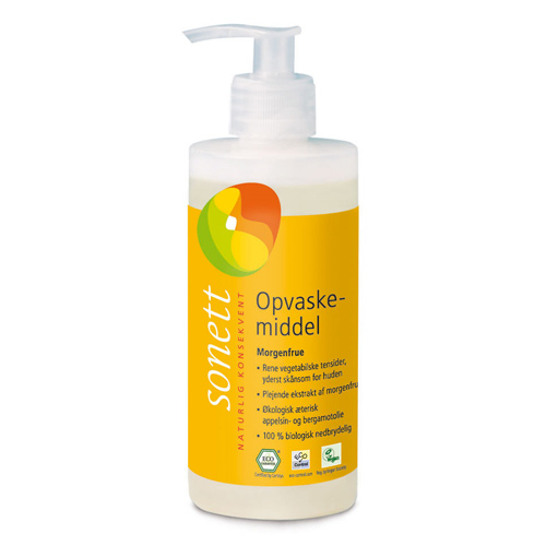 Image of   Opvaskemiddel morgenfrue Sonett (300 ml)