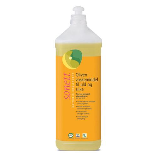 Uld silke vaskemiddel liter fra Sonett (1 liter)