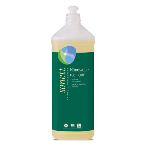 Image of   Håndsæbe rosmarin fra Sonett (1 liter)