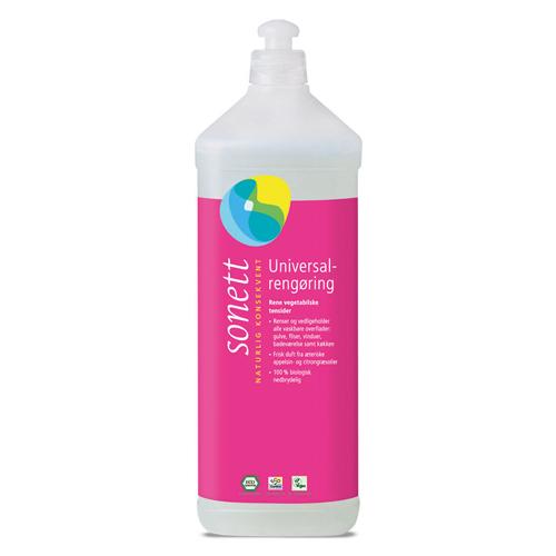 Universal rengøring citron appelsin Sonett (1 liter)