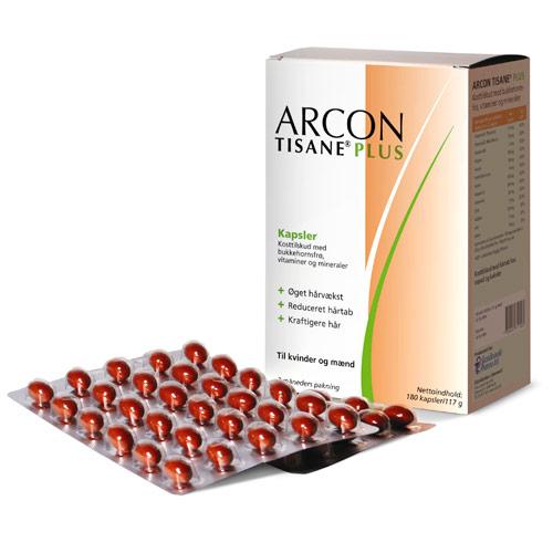 Image of Arcon Tisane Plus 180 kapsler