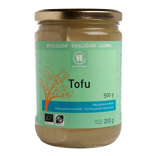 Image of   Tofu Hel Naturel Økologisk 200grUrtekram