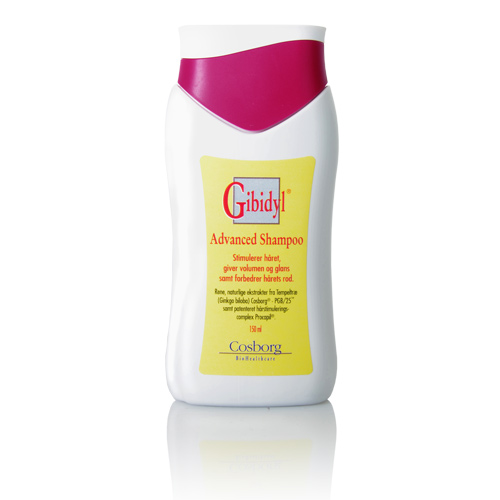 Image of   Gibidyl Shampoo Advanced 150 ml fra Cosborg