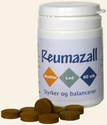 Reumazall 60 tab