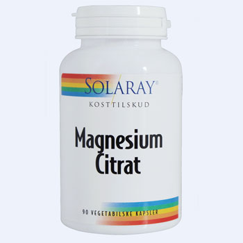 Image of   Magnesium Citrat 90 kap