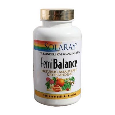 Image of   Femi Balance 100 kap fra Solaray