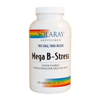 Image of   Mega B stress 250 kap