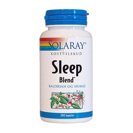 Sleep blend 100kap fra Solaray