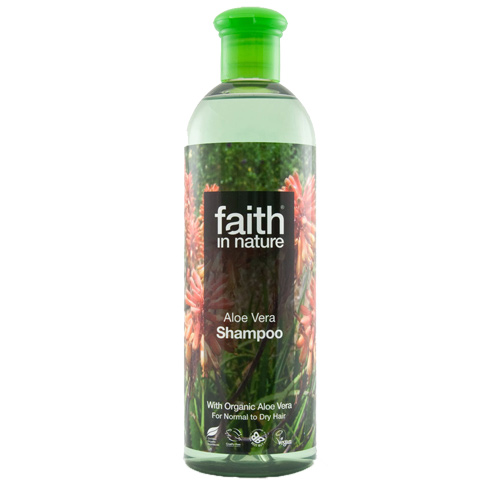 Image of Shampoo aloe vera 250ml fra Faith in nature