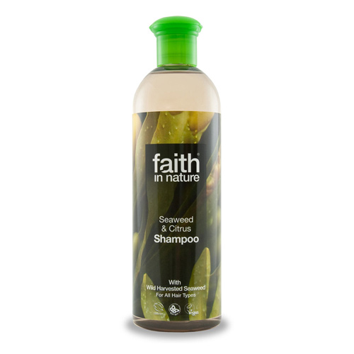 Image of Shampoo alge ekstrakt 250ml fra Faith in nature