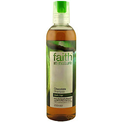 Image of Shampoo chokolade 250ml fra Faith in nature