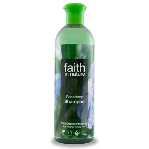 Shampoo rosmarin 250ml fra Faith in nature