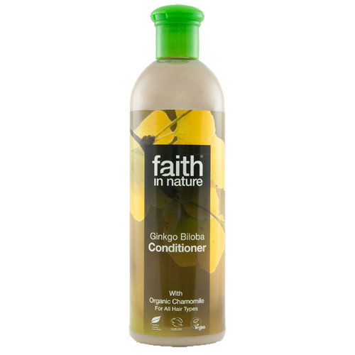 Image of Balsam ginkgo biloba 250ml fra Faith in nature