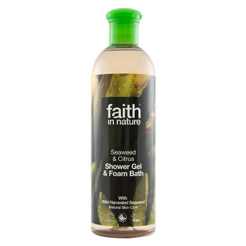 Image of Shower gel alge ekstrakt 400ml fra Faith in nature