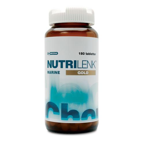 Image of Nutrilenk gold marine 180 tab