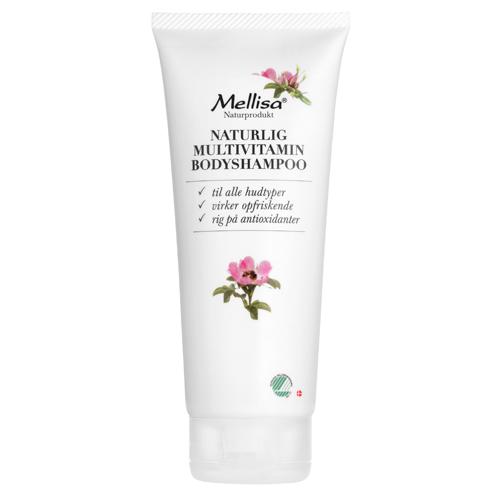 Mellisa multivitamin bodyshampoo - 200 ml