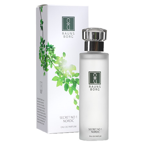Image of   Secret No.1 Eau de parfum 50ml fra Raunsborg Nordic