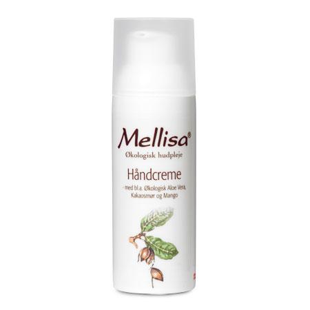 Tilbud på Mellisa håndcreme – 50 ml