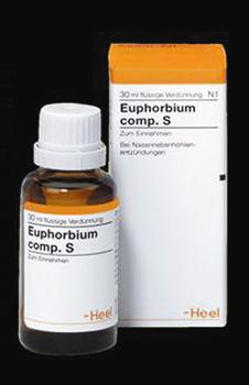 Image of   Euphorbium comp. mikstur 30 ml
