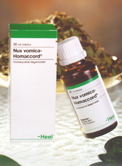 Image of   Nux vomica-Homaccord 30 ml
