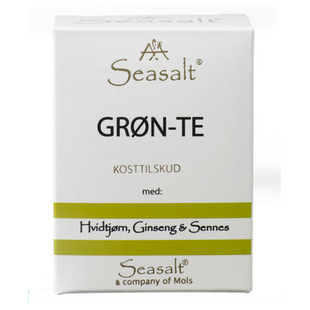 Image of   Seasalt grøn te 7 breve