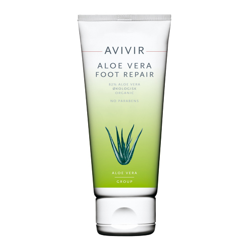 Image of AVIVIR Aloe Vera Foot Repair 100ml