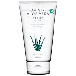 Image of AVIVIR Aloe Vera Creme 80% 150 ml