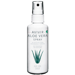 Image of Avivir Aloe Vera Gel Spray 75 ml