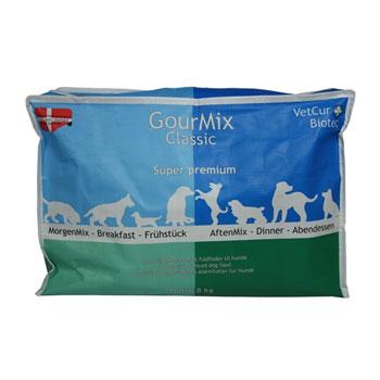 GourMix Classic fuldfoder til hunde 8 kg fra Vetcur biotec