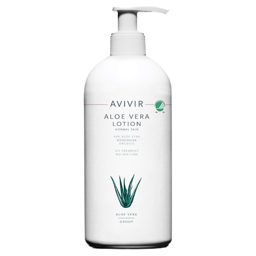 Image of Avivir Aloe Vera Lotion 500 ml