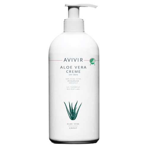 Image of AVIVIR Aloe Vera Creme 80% 500 ml