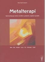 Billede af Metalterapi bog fra foreningen Alma