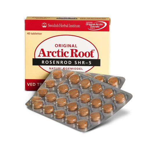 Arctic Root Rosenrod 145 mg 40tab