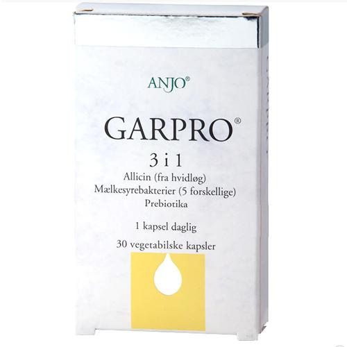 Image of   Garpro 3 i 1 30 kap
