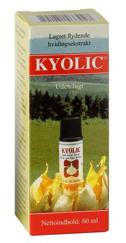 Kyolic flydende 60ml
