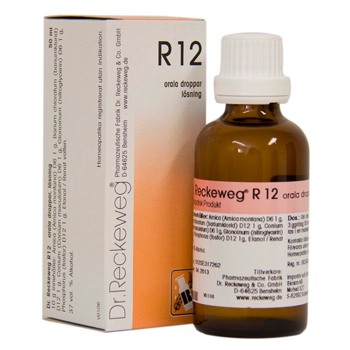 Image of   Dr. Reckeweg R 12 50 ml