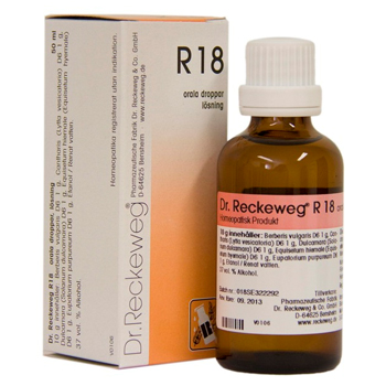 Image of   Dr. Reckeweg R 18 50 ml