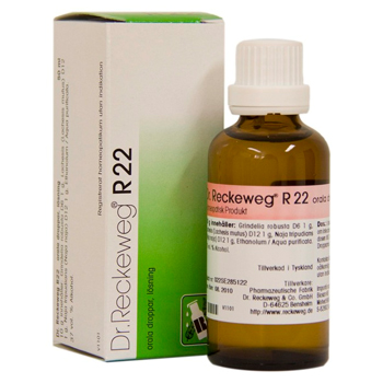 Image of   Dr. Reckeweg R 22 50 ml