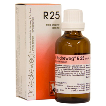 Image of   Dr. Reckeweg R 25 50 ml